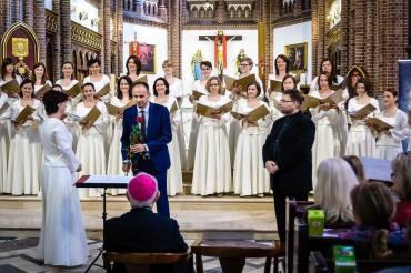 Musica Sacra Choir; Paweł Łukaszewski, fot. Jarosław Olejnik