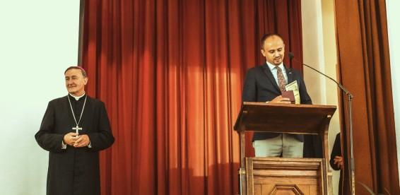 Grand Prix Prize 2016, ks. bp. Andrzej Jeż, Sebastian Szymański