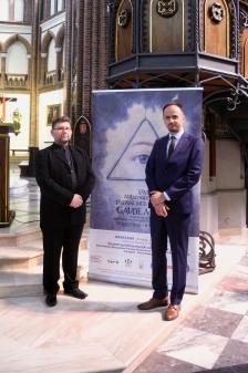 Paweł Łukaszewski and Sebastian Szymański