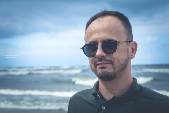 """Portrait of a Composer, fot. """"w Błękitnym Kadrze"""""""