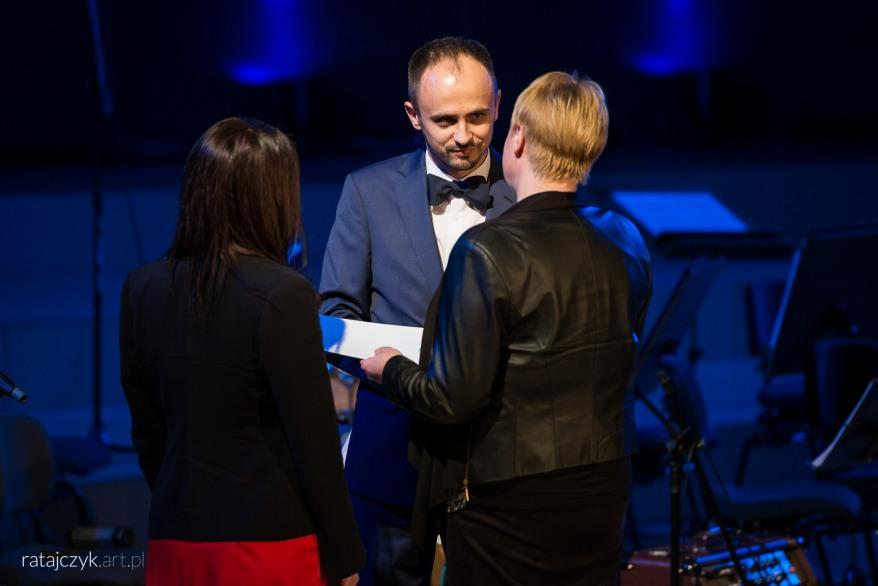Nagroda, fot.Szymon Ratajczyk