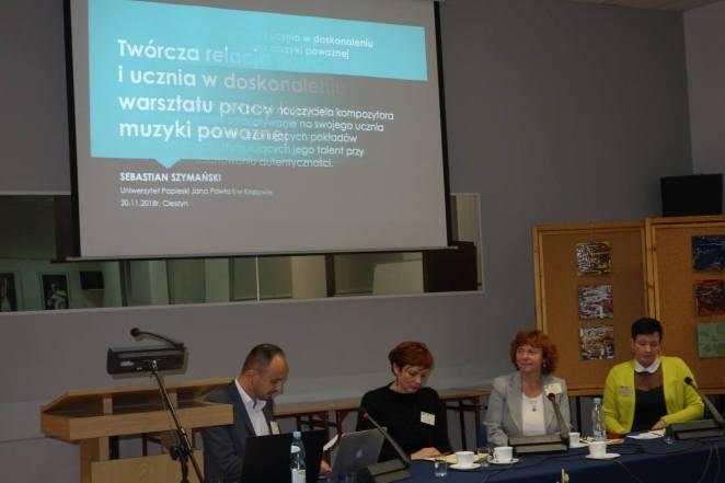 konferencja Cieszyn